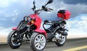 Gas Trikes