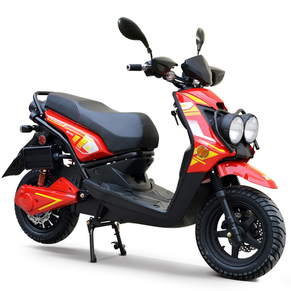 Electric Moped Scooter >> 2000w Boom 72v Electric Moped Scooter 576z Redfoxpowersports