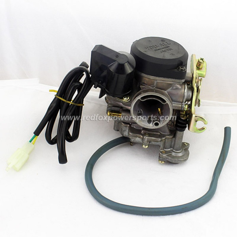 18mm Carburetor for GY6 50cc Moped Scooter Motorcycle ATV GO-KART