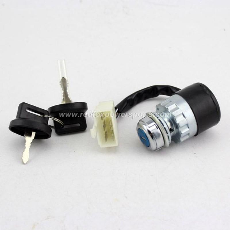 5 Wires Key Set Ignition Switch for GO-KART Buggy UTV
