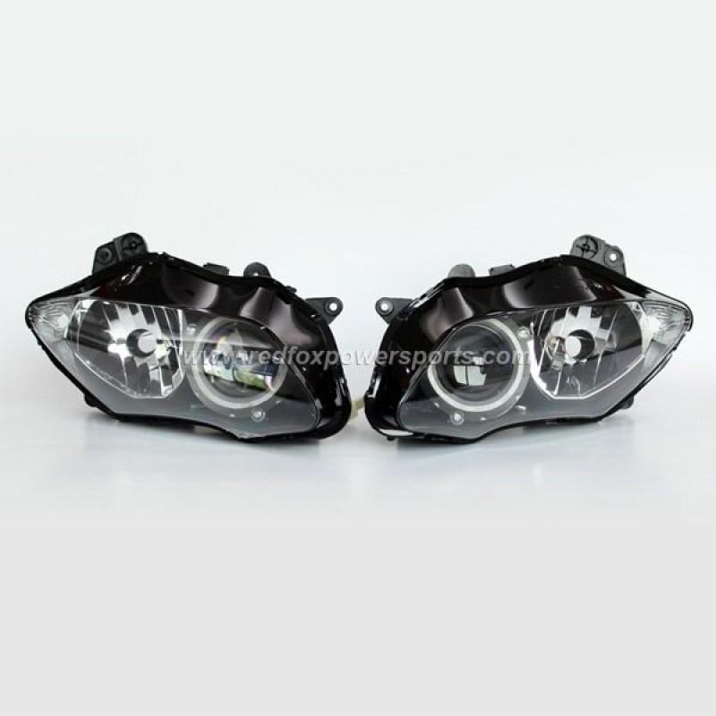 YAMAHA YZF-R1 2007-2008 Headlight Head Light Headlamp Lamp