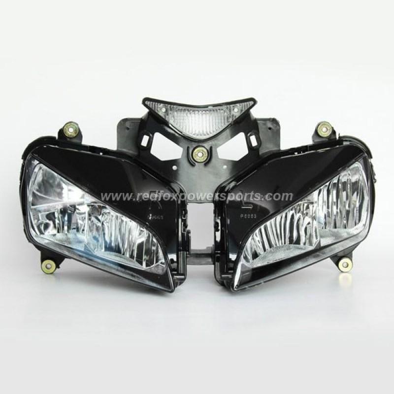 Honda CBR1000RR 2006-2007 Headlight Head Light replacement