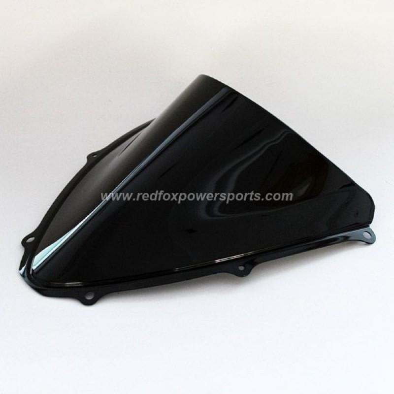 Black ABS Windshield Windscreen for Suzuki GSXR 600/750 2006-2007