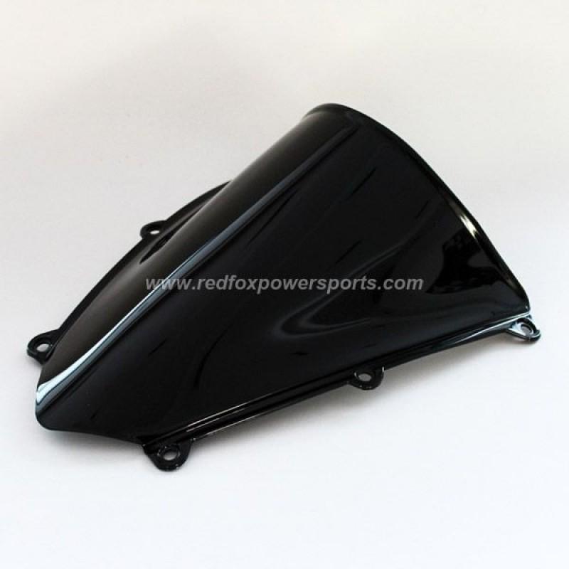 Black ABS Windshield Windscreen for Honda CBR600RR 2007-2009 2008