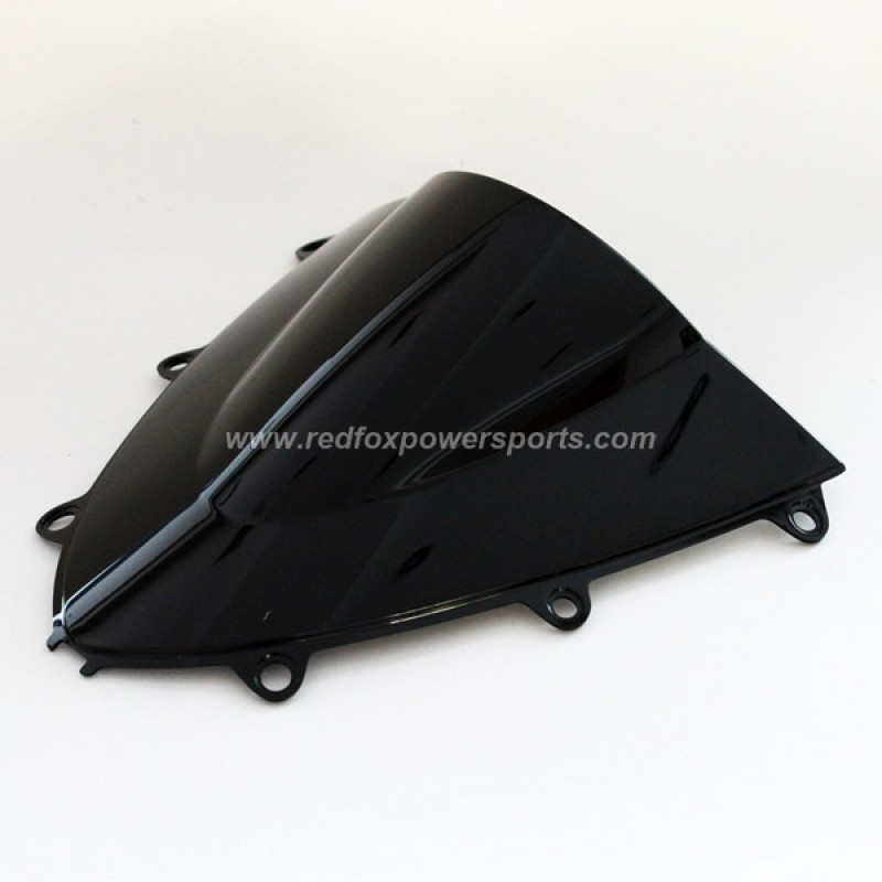 Black ABS Windshield Windscreen for Honda CBR1000RR 2008-2009
