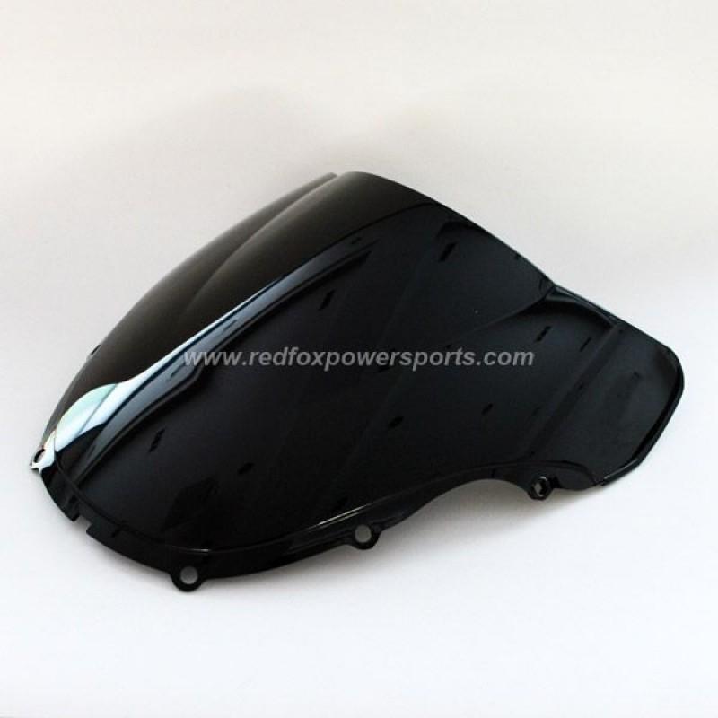 Black ABS Windshield Windscreen for Honda CBR600 F4 99-00