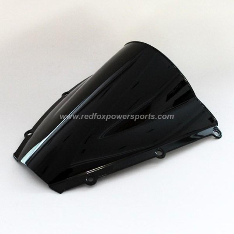 Black ABS Windshield Windscreen for Honda CBR600RR 2003-2004