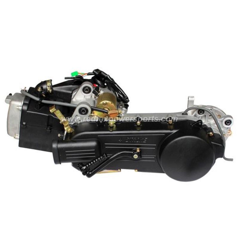GY6 150CC 4 Stroke LONG Case Engine (Rebuild)