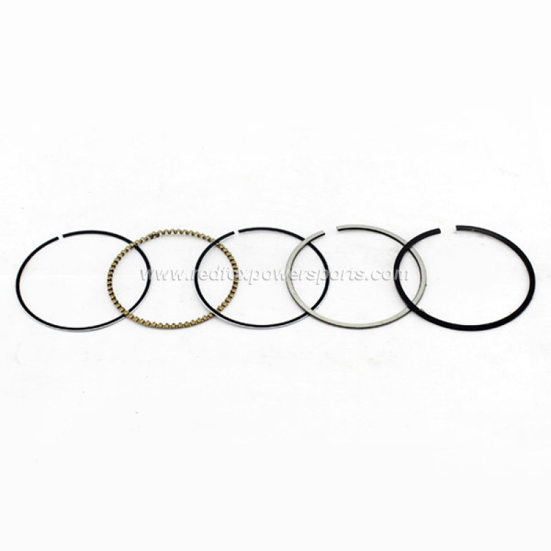New Piston Ring Set for GY6 150cc Moped Scooter Motorcycle Bike ATV GO-KART