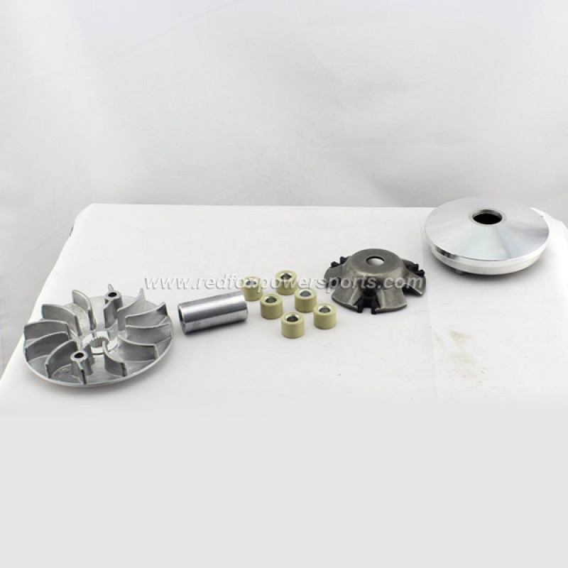 Driving Wheel Assembly for GY6 150cc Moped Scooter Motorcycle Bike ATV GO-KART