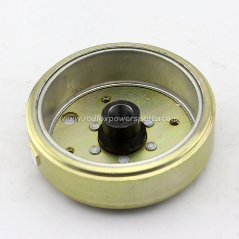 New Magneto Housing Flywheel 8 Pole for GY6 50cc Moped Scooter Motorcycle Bike ATV GO-KART