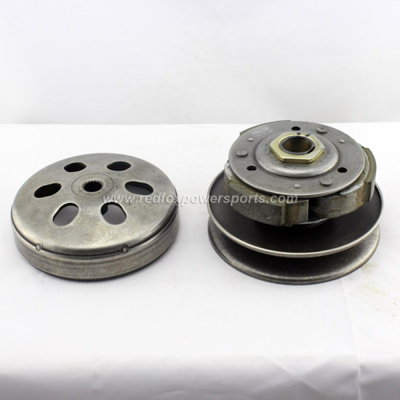 Driven Wheel Assembly for GY6 150cc Moped Scooter Motorcycle Bike ATV GO-KART