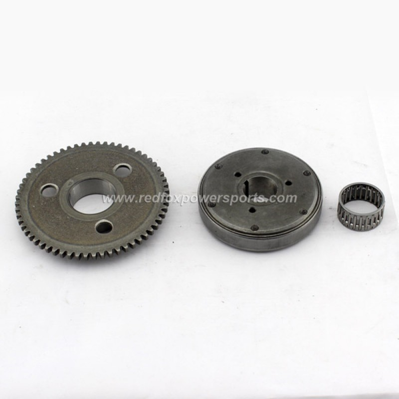 Over-running Clutch for GY6 150cc Moped Scooter Motorcycle Bike ATV GO-KART