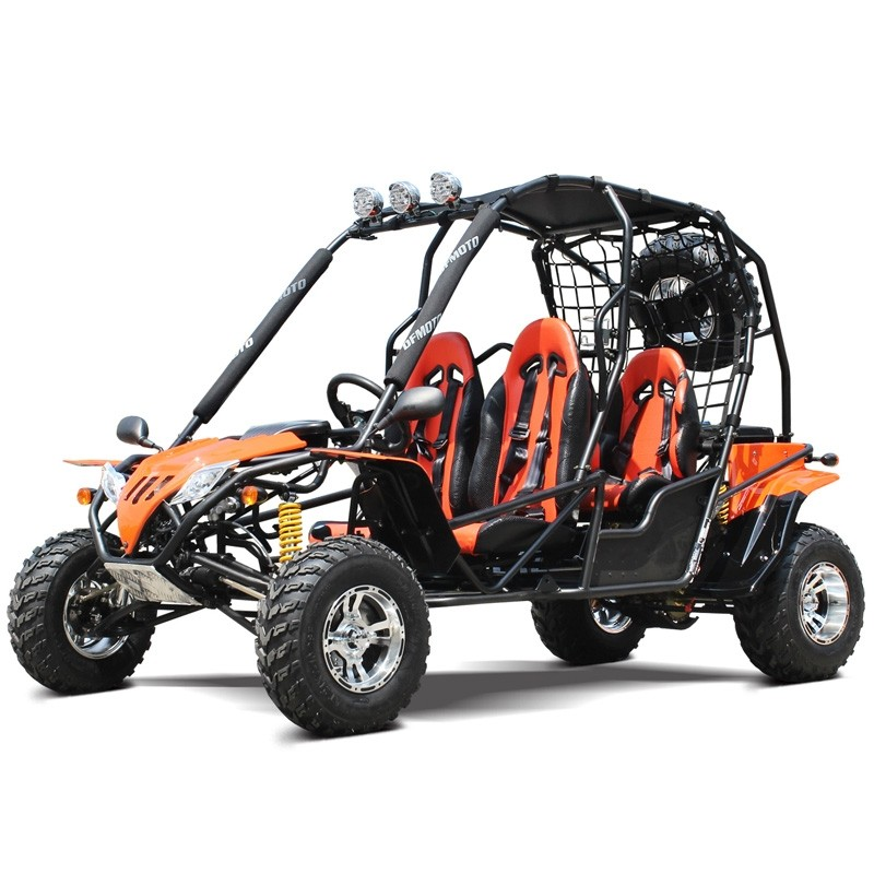 200cc Adult Gas Go-Kart 4 Seater DF GHA With Auto Tranny/Reverse Gear
