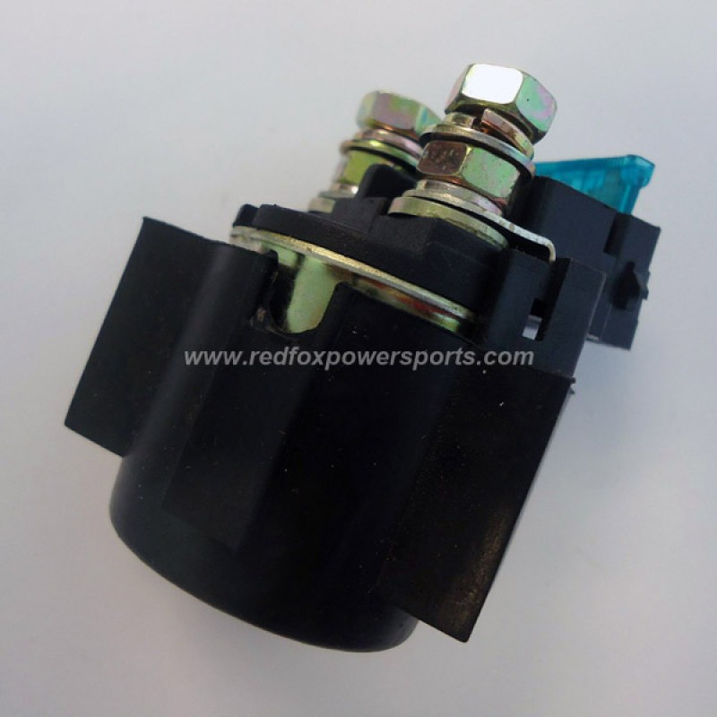 Relay Starter Solenoid for 250cc 300cc Water Cooled Scooters ATV UTV