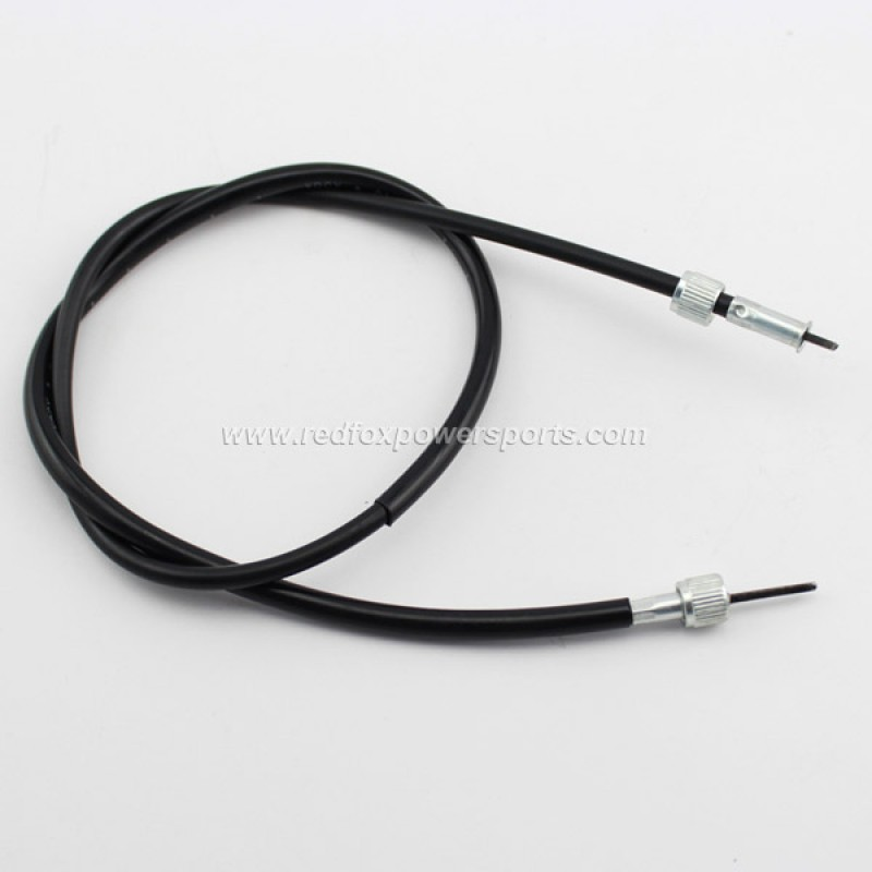"""New 38.58"""" Speedometer Cable for Chinese Moped Scooter"""