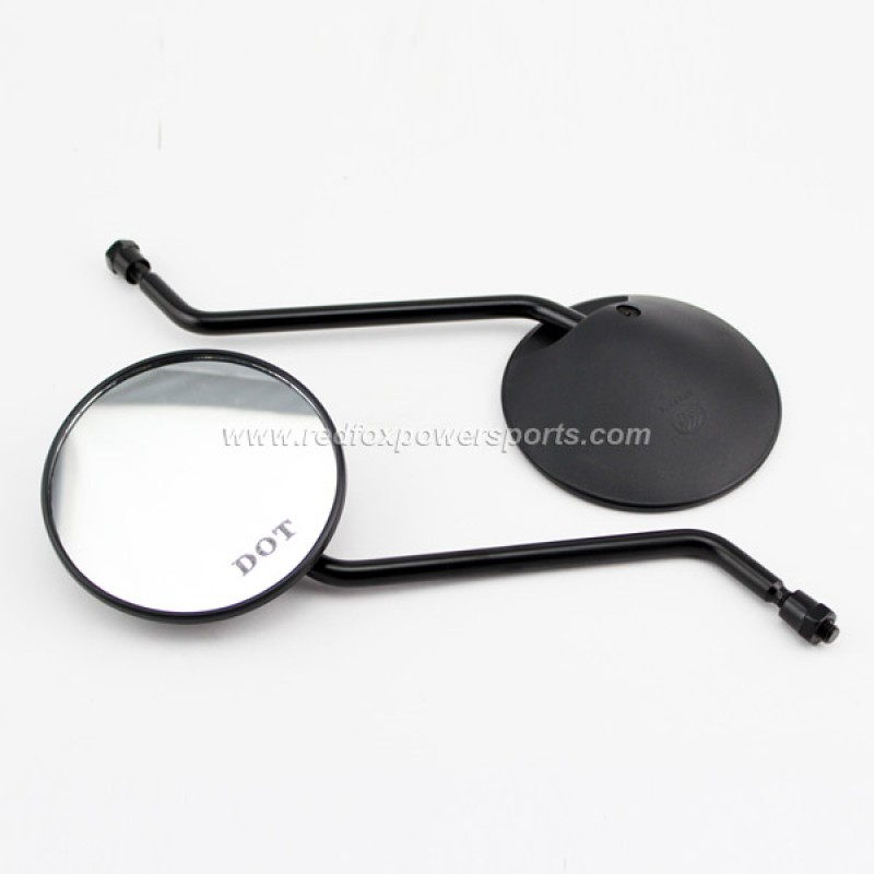 Rearview mirror for 50cc, 150cc, 250cc Scooter Motorcycle Moped