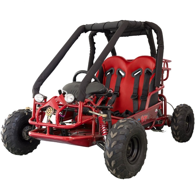 110cc TK-2A Kid's Gas Go Kart with Auto Tranny with Reverse