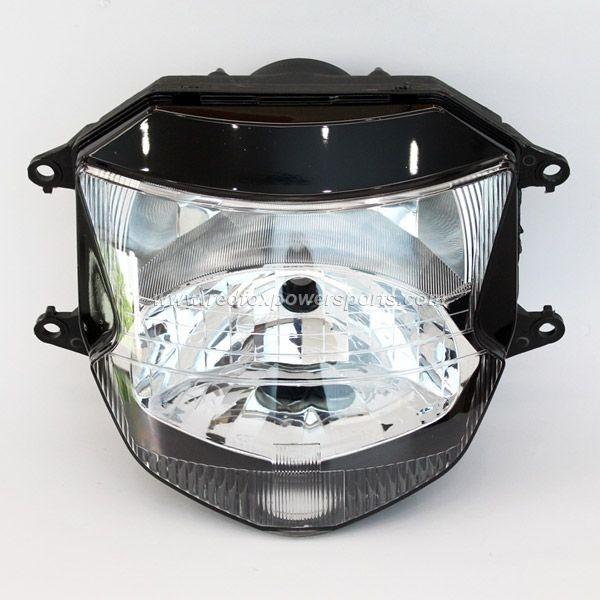 honda cbr1100xx 1997 2007 motorcycle headlight head light. Black Bedroom Furniture Sets. Home Design Ideas