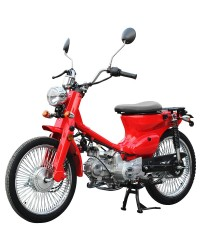 50 RTX Scooter Moped with Upgraded Engine, Fully Automatic, Top Speed 45+MPH