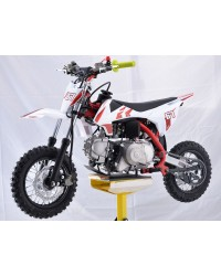 110cc Dirt Bike RF ZOOME K1-110 with Automatic Transmission, Electric Start, Front Hydraulic Disc Brake, Chain Drive