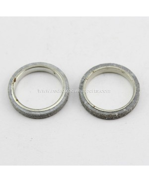 New 24×30×4 Exhaust Pipe Gasket Washer for Moped Scooters Motorcycle