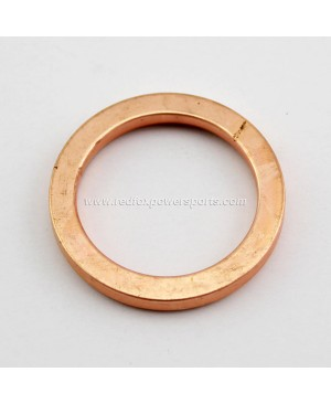 New 30×39×5 Exhaust Pipe Gasket Washer for Moped Scooters Motorcycle