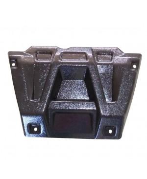 Rear Decorated Heat Shield Panel