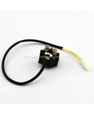 Relay Starter Solenoid for 50cc 110cc 125cc 250cc Dirt Bikes Scooters ATV