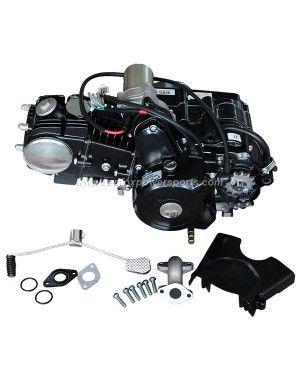125CC Engine Fully Auto w/Reverse Motor for 70cc 90cc 110cc ATV Dirt Bike