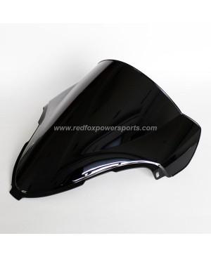 Black ABS Windshield Windscreen for SUZUKI HAYABUSA 1999-2007