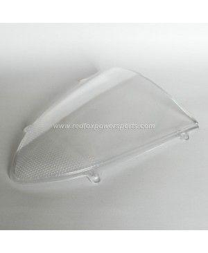 Clear ABS Windshield Windscreen for KAWASAKI NINJA 250R 2008-2010 08 09