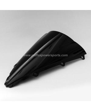 Black ABS Windshield Windscreen for Yamaha R1 2002-2003