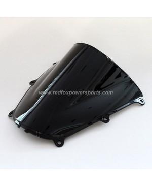 Black ABS Windshield Windscreen for HONDA CBR6000RR 05-06