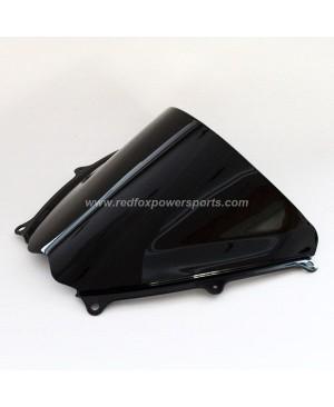 Black ABS Windshield Windscreen for Suzuki GSXR 1000 2007-2008