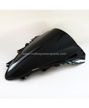 Black ABS Windshield Windscreen for YAMAHA R1 07-08