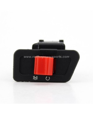 Ignition Kill Switch Button Fits for GY6 50cc 150cc Moped Scooter Motorcycle