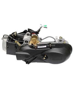 GY6 150CC 4 Stroke SHORT Case Engine 157QMJ for most China Made Gas Scooters
