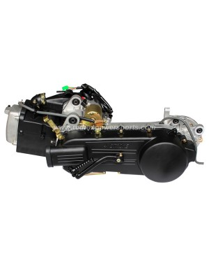 GY6 150CC 4 Stroke LONG Case Engine 157QMJ for most Import Gas Scooters