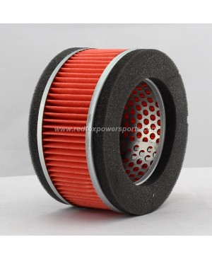 Air Filter Cartridge Air Cleaner Element for GY6 150cc Long Case Moped Scooter