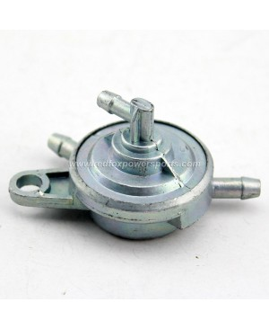 Gas Pump Fuel Valve Petcock Switch for 50cc 150cc Moped Scooter