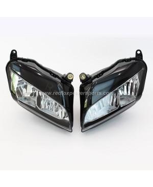 2007 2010 2008 2009 HONDA CBR600RR Headlight Head Light replacement