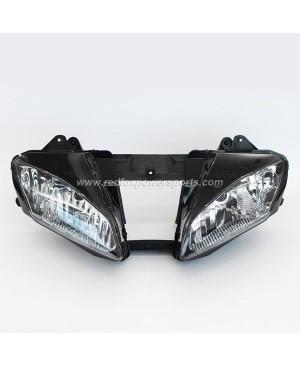 YAMAHA YZF-R6 2006-2007 Headlight Head Light replacement
