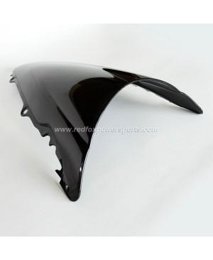Black ABS Windshield Windscreen for YAMAHA R6 2003