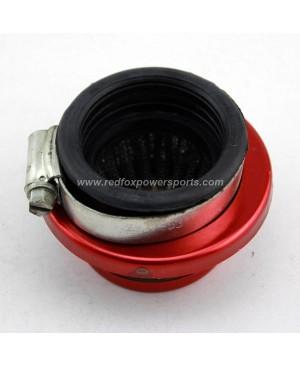 Red Air Filter 44mm for CB CG 200cc-250cc ATV Pit Dirt Bike Quad PZ30 carburetor