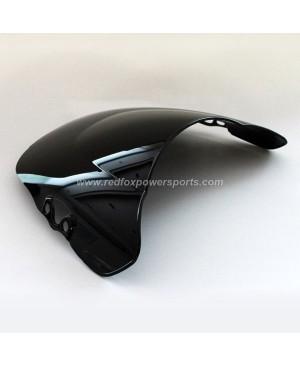 Black ABS Windshield Windscreen for HONDA CBR600 91-94