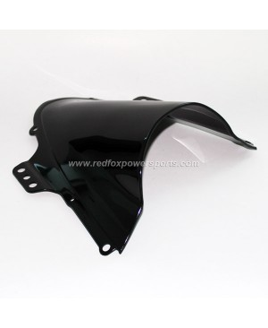 Black ABS Windshield Windscreen for Suzuki GSXR 1000 2005-2006
