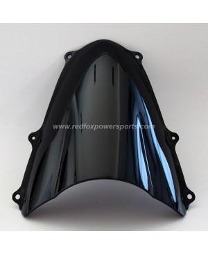 Black ABS Windshield Windscreen for Suzuki GSXR 1000 2009-2010