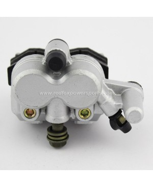 Motorcycle Left Brake Caliper for Chinese Moped Scooter Mounting Pitch 65mm