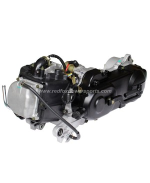 GY6 50CC 4 Stroke LONG Case Engine 1P39QMB Kit for most China Made Gas Scooters